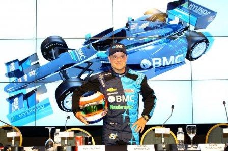Рубенс Баррикелло, KV Racing 2012