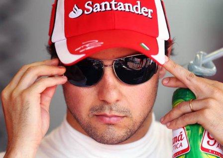 Фелипе Масса на Гран При Монако 2011