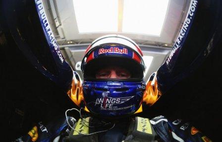 Марк Уэббер, пятничные заезды на Гран При Абу-Даби 2012