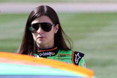 Даника Патрик, гонка в Лас-Вегасе серии NASCAR Nationwide 2011