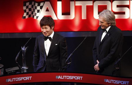 Камуи Кобаяши - лучший новичок 2010-го года