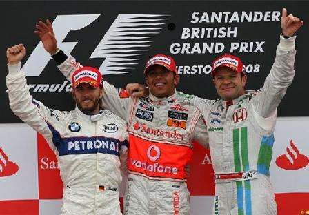 Гран-при Великобритании 2008