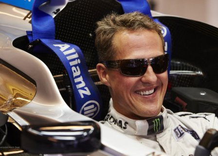 Михаэль Шумахер, Гран При Абу-Даби 2012