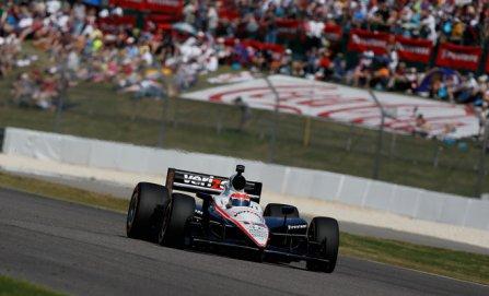 Уилл Пауэр - победитель гонки в Алабаме 2011
