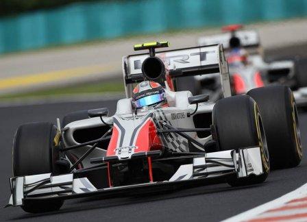Витантонио Лиуцци, пятничные заезды на Гран При Венгрии 2011