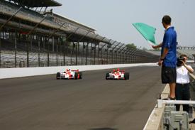 Indy 500 практика