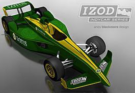 Lotus Group, IndyCar