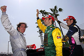 Champ Car, Лонг Бич 2008