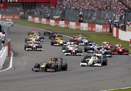 ГП Великобритании 2009