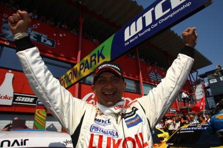 Габриэле Тарквини, победа на Гран При Бельгии 2011