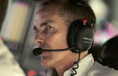 Мартин Уитмар - руководитель McLaren
