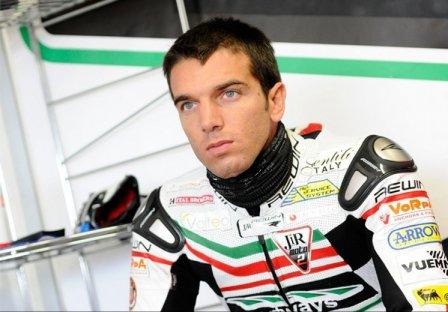 Алекс Де Анжелис, команда JiR, Moto2
