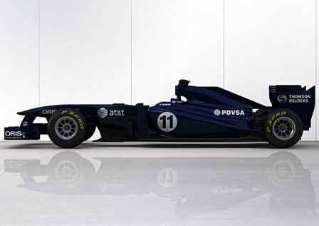 Болид Williams FW33