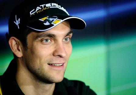 Виталий Петров, Гран При Абу-Даби 2012
