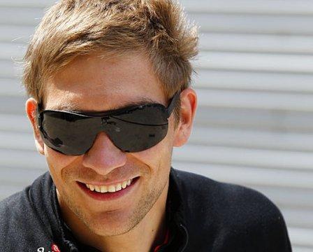 Виталий Петров, портрет на Гран При Европы 2011