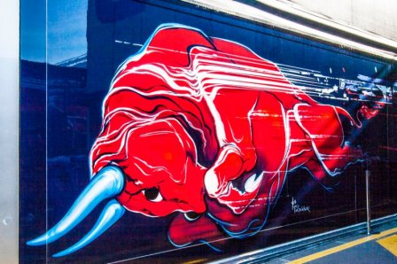 Логотип команды Toro Rosso