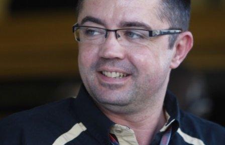 Эрик Булье, руководитель команды Lotus