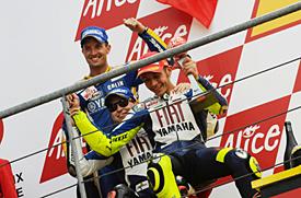 90-я победа Валентино Росси