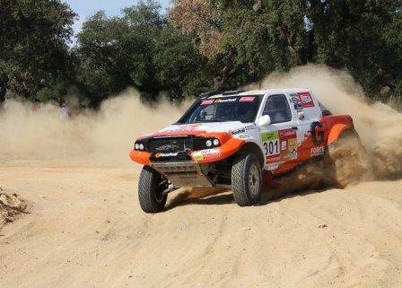 Автомобиль команды G-Force Motorsport