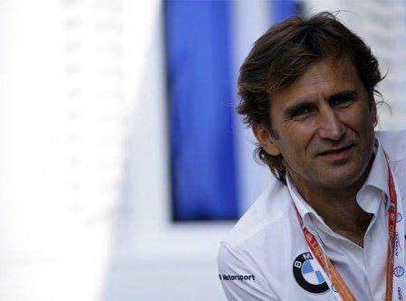 Алекс Занарди, BMW Motorsport 2009