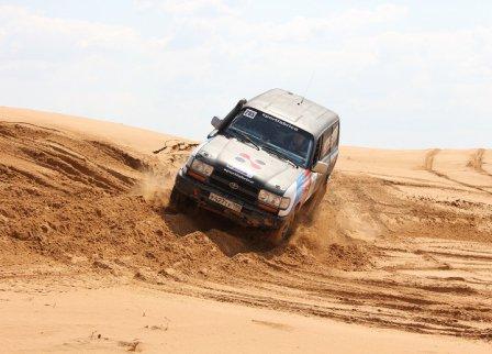 Андрей Рудской, Toyota Land Cruiser