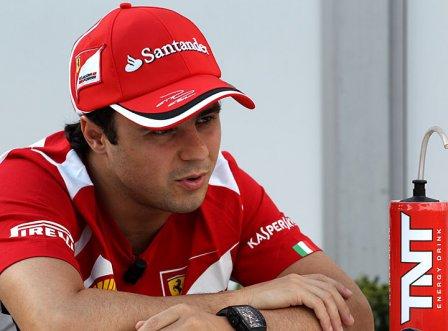 Фелипе Масса, пресс-конференция на Гран При Австралии 2012