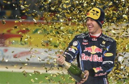 Себастьян Феттель - чемпион Формулы 1 в 2010-м году