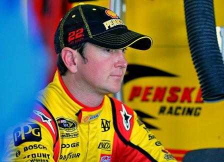 Курт Буш на этапе в Канзасе серии NASCAR Sprint Cup 2011