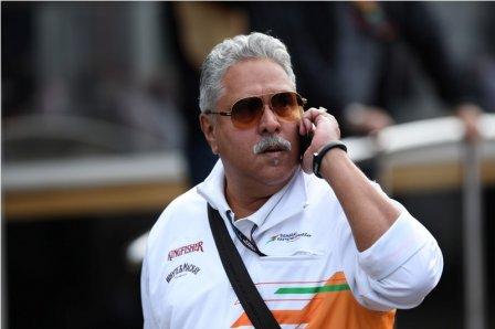 Виджей Малья, руководитель Force India