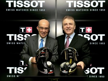 MotoGP продолжает сотрудничество с Tissot