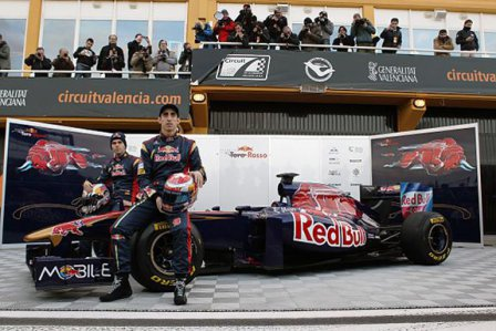 Болид Toro Rosso STR6