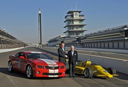 Chevrolet возвращается в IndyCar, Индианаполис 2010