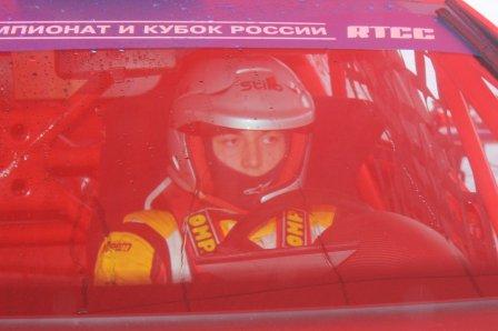RTCC 2011. 5-й этап. Лужники. Александр Фролов