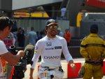 Фернандо Алонсо на Гран При Монако 2016
