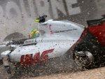 Эстебан Гутьеррес, авария на Гран При Австралии 2016