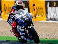 Хорхе Лоренцо, Yamaha