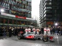 Презентация McLaren MP4-26 в Берлине