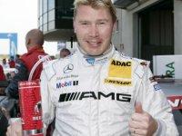 Мика Хаккинен, DTM, Mercedes-Benz