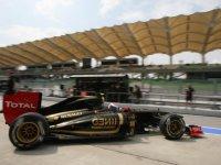 Виталий Петров, пятничные тренировки на Гран При Малайзии 2011