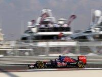 Макс Ферстаппен на Гран При Абу-Даби 2015