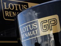 Логотип команды Lotus Renault GP