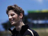 Роман Грожан на Гран При Бразилии 2011