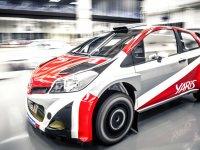 Прототип Toyota Yaris WRC