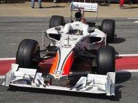 Презентация болида Hispania Racing Team F111