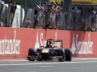 Себастьян Феттель, победа на Гран При Италии 2011
