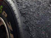 Фрагментация шин Pirelli в Малайзии 2011