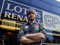 Ник Хайдфельд, Lotus Renault GP, третий день тестов в Хересе 2011