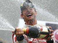 Дженсон Баттон - победитель Гран При Канады 2011