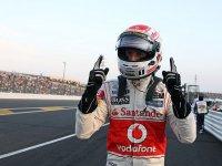 Дженсон Баттон, победа на Гран При Японии 2011