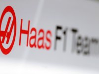 Логотип команды Haas в Формуле 1